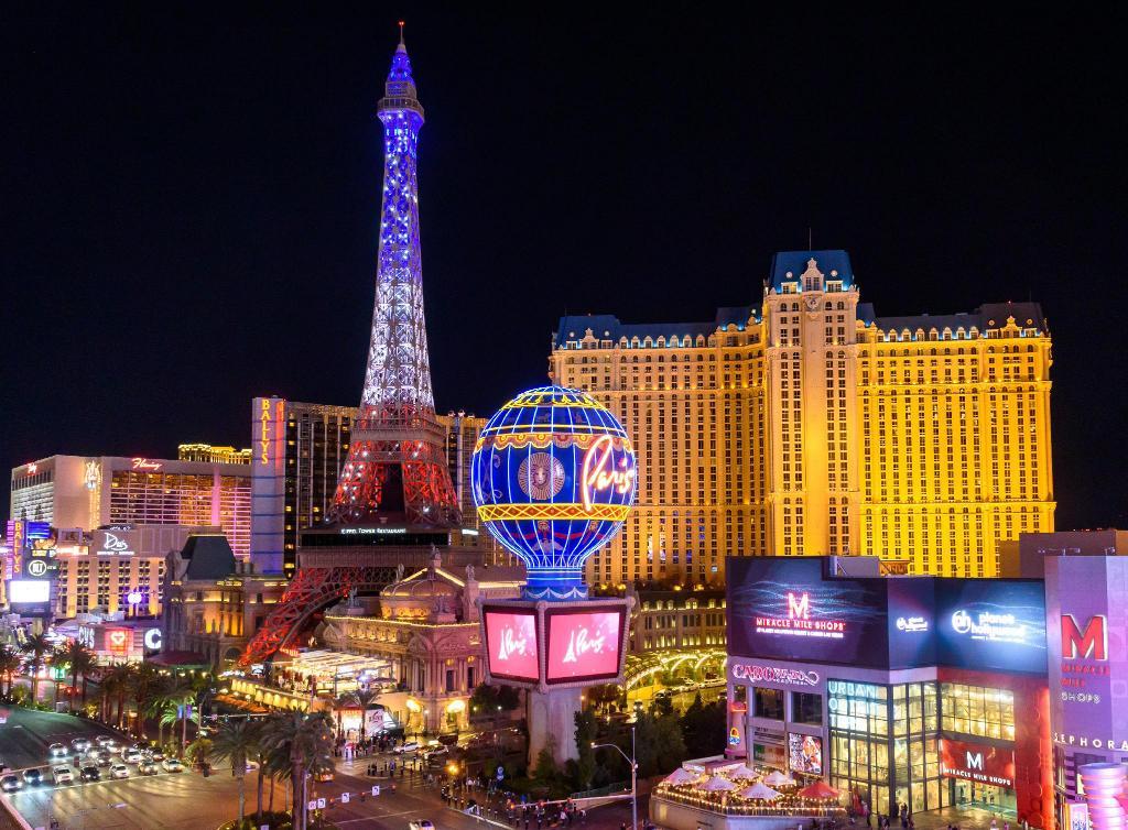 Cities for Gambling Worldwide