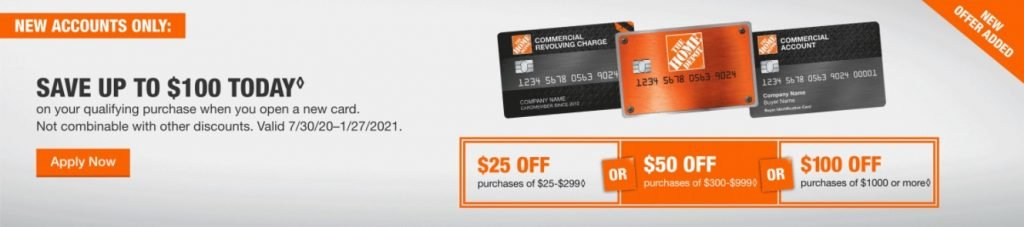 Credit Cards for Home Depot