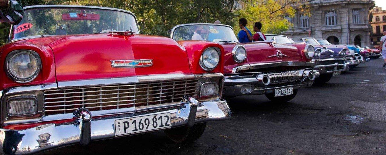Cuba`svintagecars