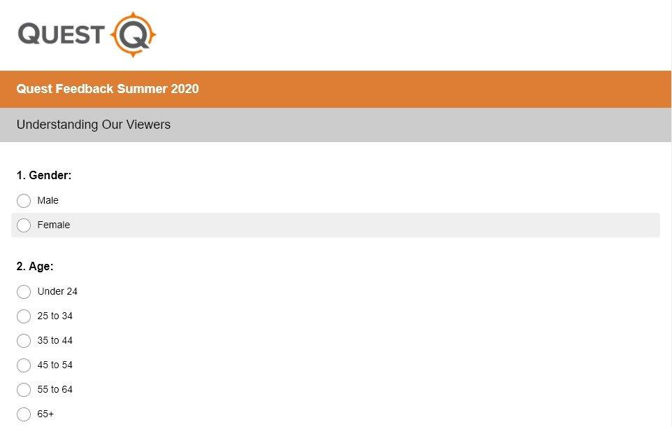 QuestTV.com/Feedback