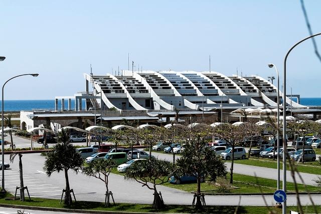 Kumejima Airport