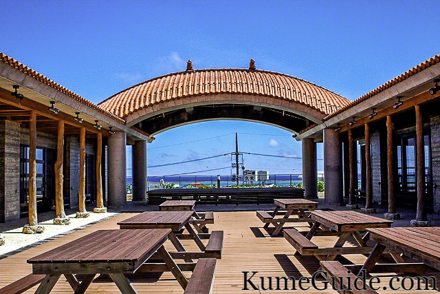 Ajima Pavilion Interior
