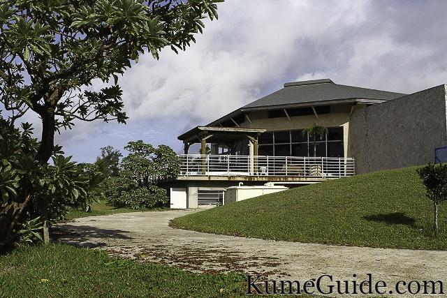 Bade Haus Porch