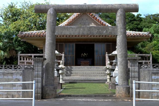 Chinbei's Torii Gate