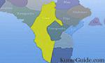 Gima Area Map