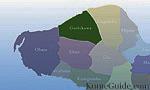Gushikawa Area Map