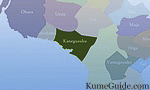 Kanegusuku Area Map
