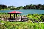 Kanshin Dam Walkway
