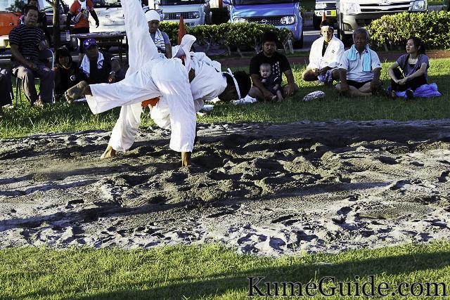 Kume Festival Sumo
