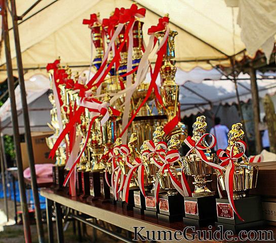 Maja Sumo Trophy Table