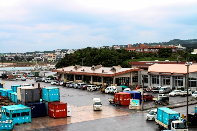 Minato Ferry Terminal