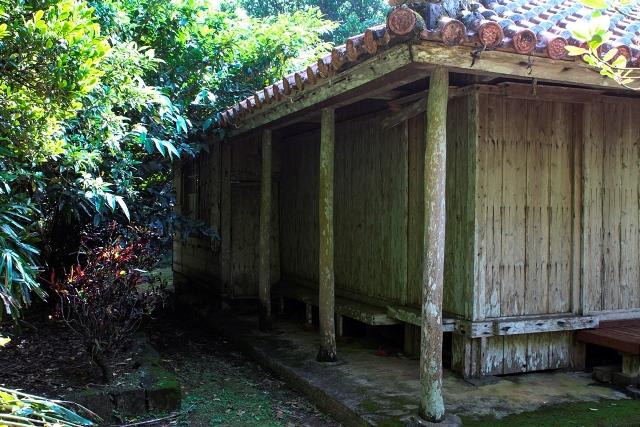 Nakahara House from Road