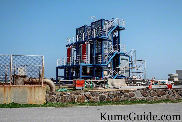 OTEC Power Plant