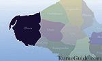 Ohara Area Map