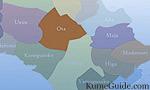 Ota Area Map