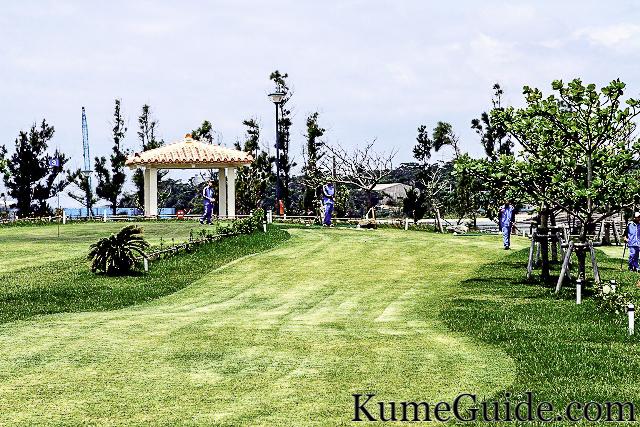 Seaside park golf
