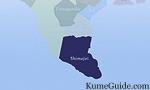 Shimajiri Area Map