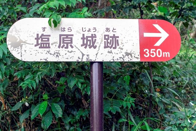 Suhara Sign Post