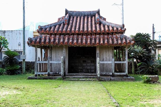 Inside Tenkou Shrine