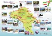 A3 size map thumbnail
