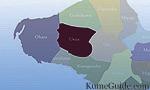 Uezu Area Map